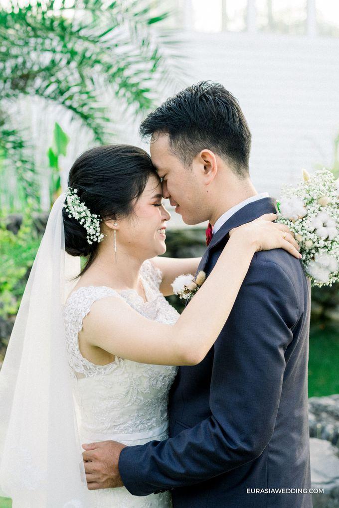 Noah Chapel - Wedding Albee & Alven by Eurasia Wedding - 048