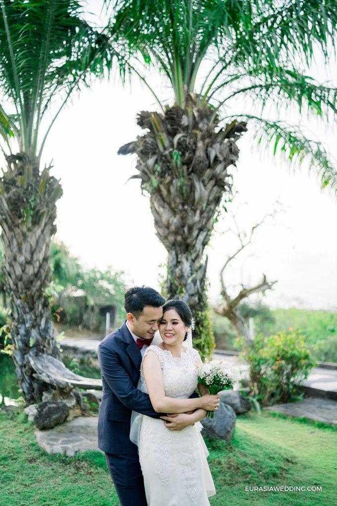 Noah Chapel - Wedding Albee & Alven by Eurasia Wedding - 050