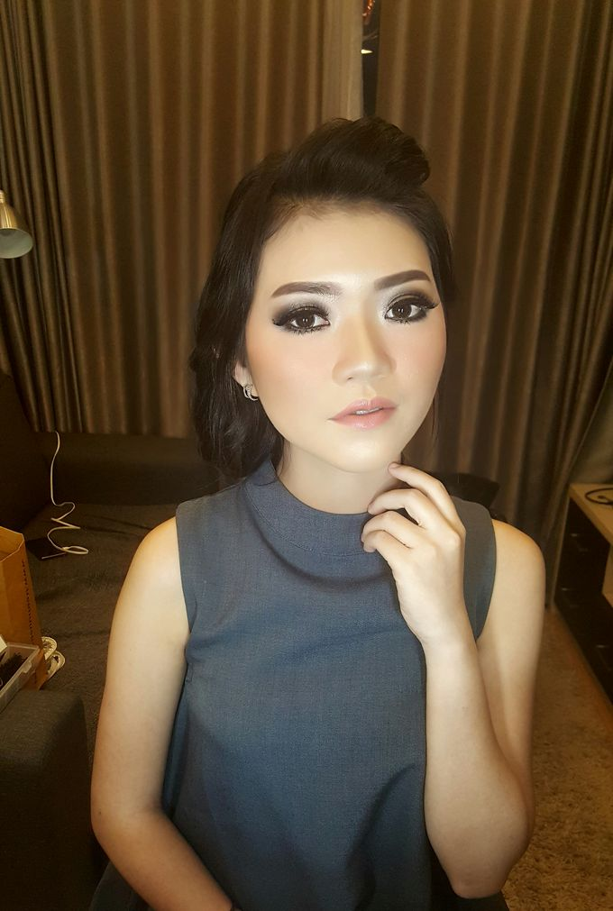 Make Up Ms Natalie by Flo Make Up Artist - 012