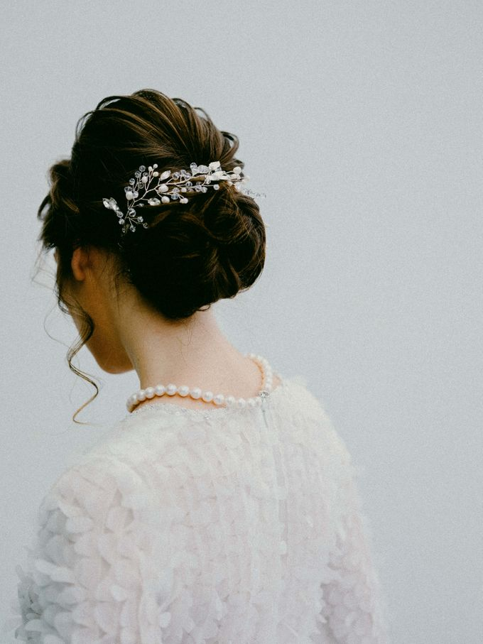 Modern Ethereal Beauty by NOMA Jewelry & Accessories - 001