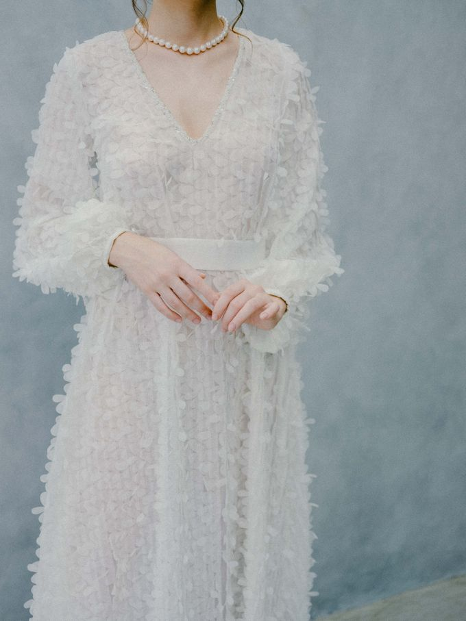 Modern Ethereal Beauty by NOMA Jewelry & Accessories - 002