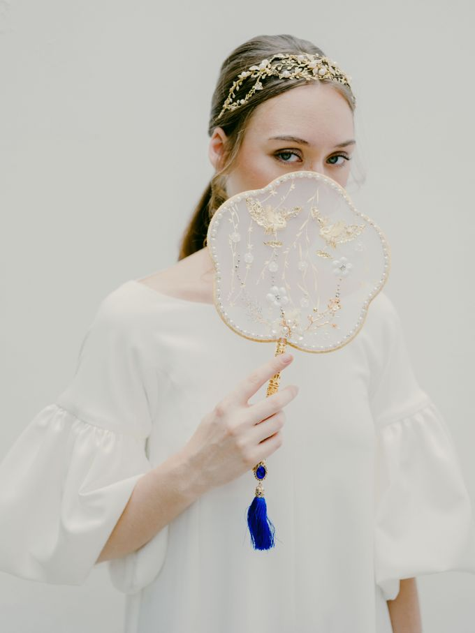 Modern Ethereal Beauty by NOMA Jewelry & Accessories - 017