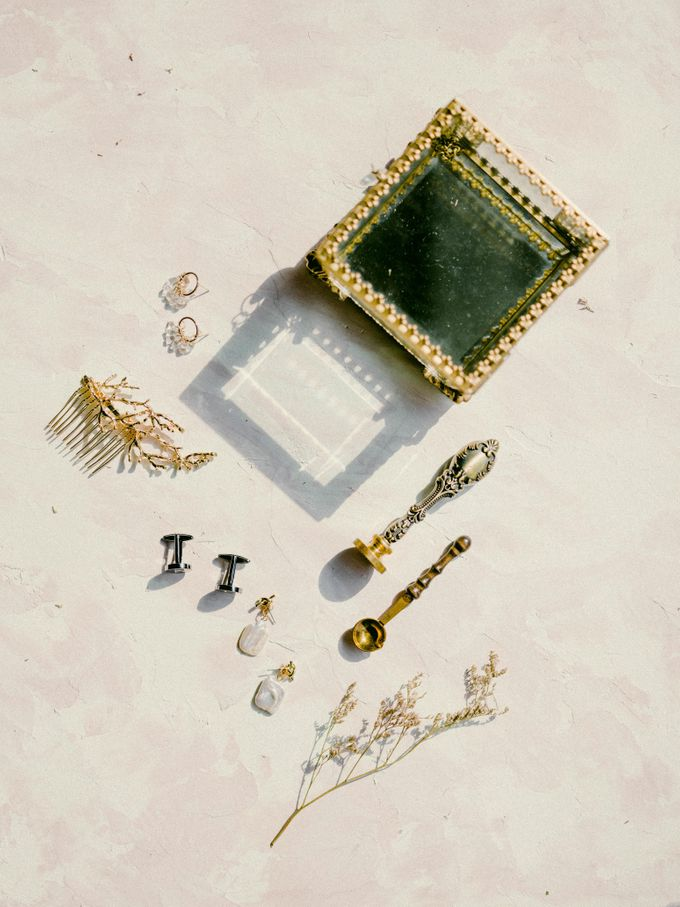Modern Ethereal Beauty by NOMA Jewelry & Accessories - 028