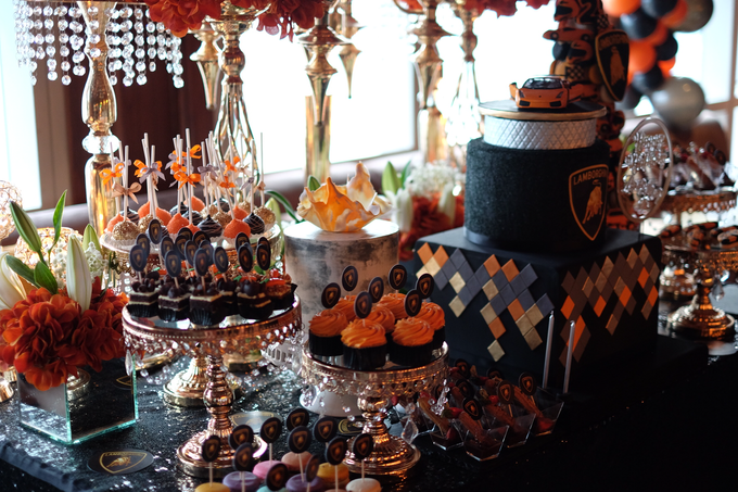 Sweets Supply for Dessert Table by Nomz Catering - 001