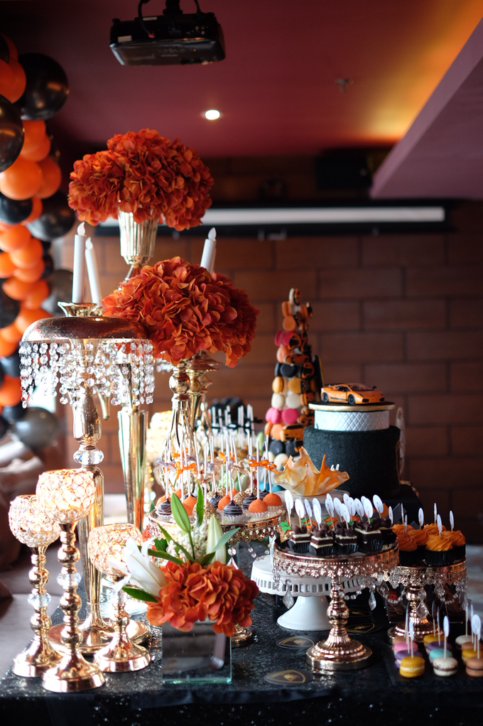 Sweets Supply for Dessert Table by Nomz Catering - 005