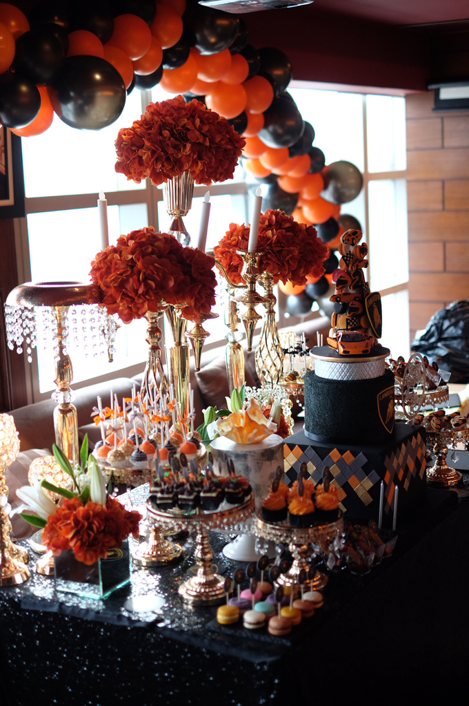 Sweets Supply for Dessert Table by Nomz Catering - 003