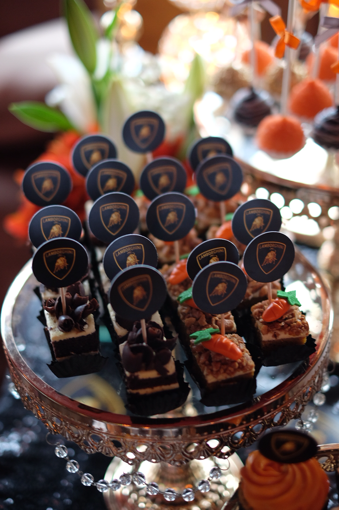 Sweets Supply for Dessert Table by Nomz Catering - 004