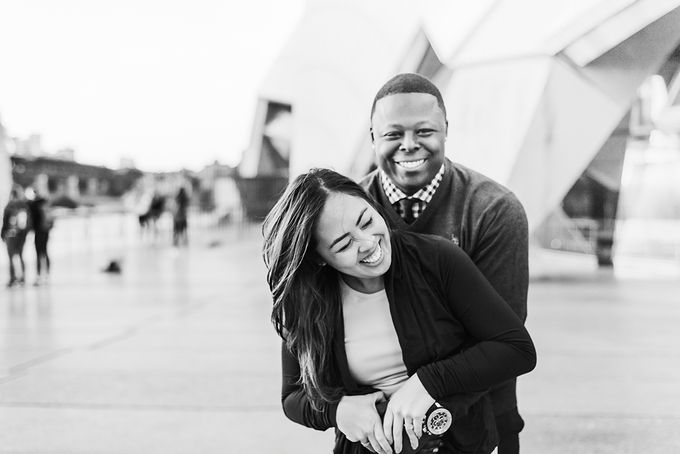Sweethearts by Born in November Photographs - 005