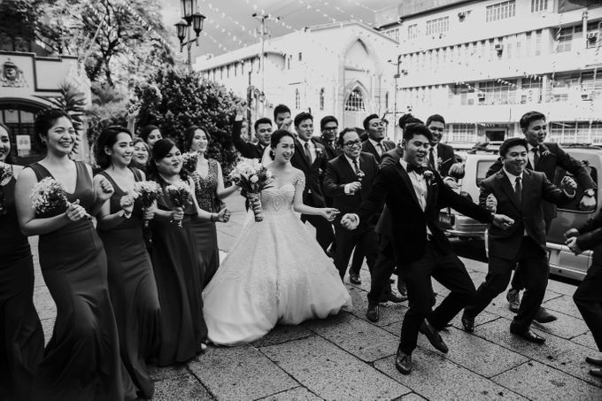 A fun wedding with a young couple based in singapore. by Thinking Chair Studios - 009