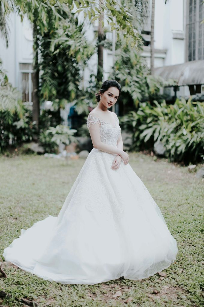A fun wedding with a young couple based in singapore. by Thinking Chair Studios - 037