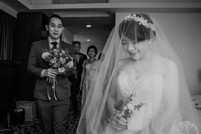 Nova & Daniel Wedding by AKSA Creative - 010