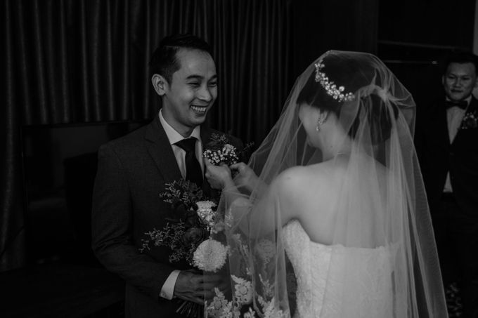 Nova & Daniel Wedding by AKSA Creative - 011