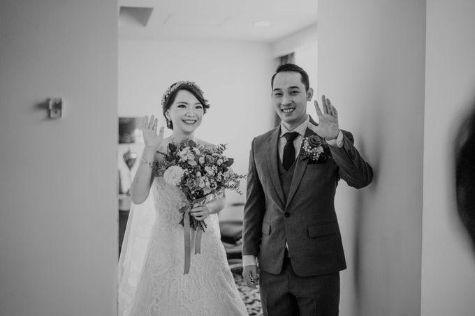 Nova & Daniel Wedding by AKSA Creative - 008