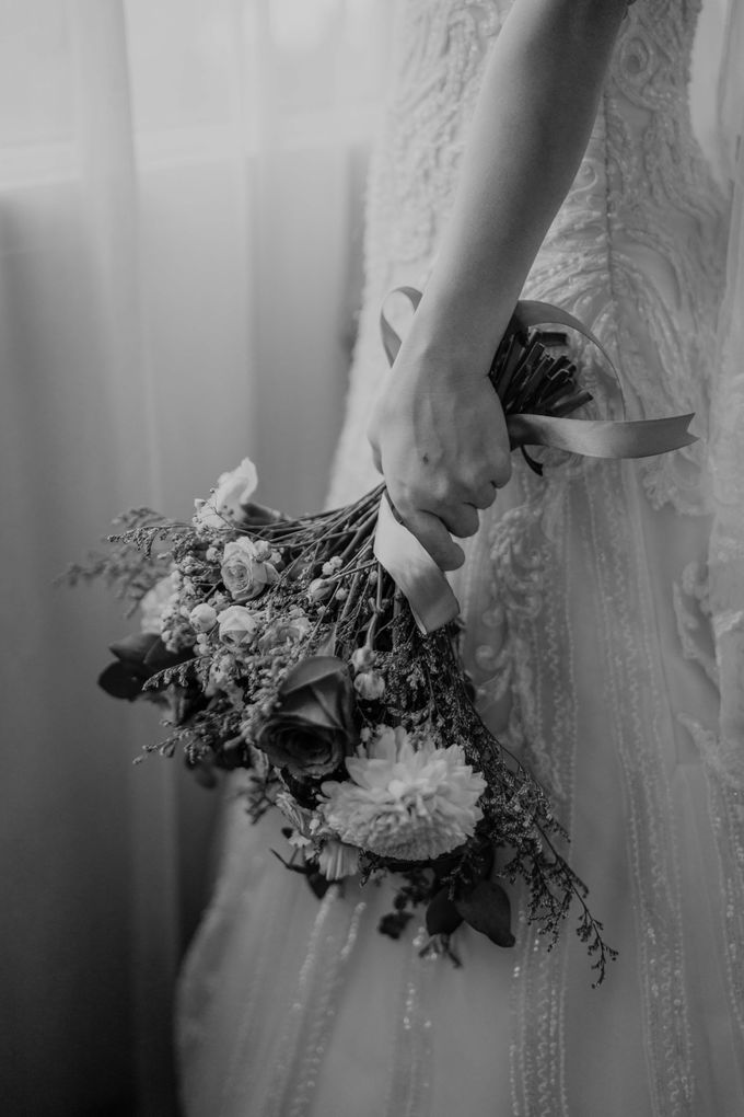 Nova & Daniel Wedding by AKSA Creative - 005
