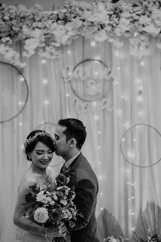 Nova & Daniel Wedding by AKSA Creative - 007