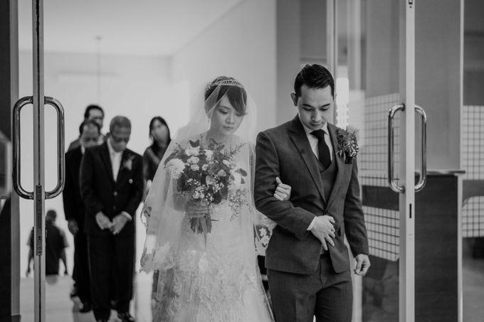Nova & Daniel Wedding by AKSA Creative - 002