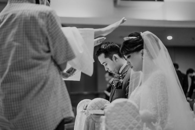 Nova & Daniel Wedding by AKSA Creative - 003