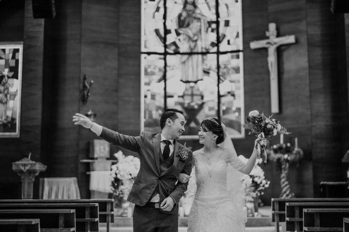 Nova & Daniel Wedding by AKSA Creative - 004