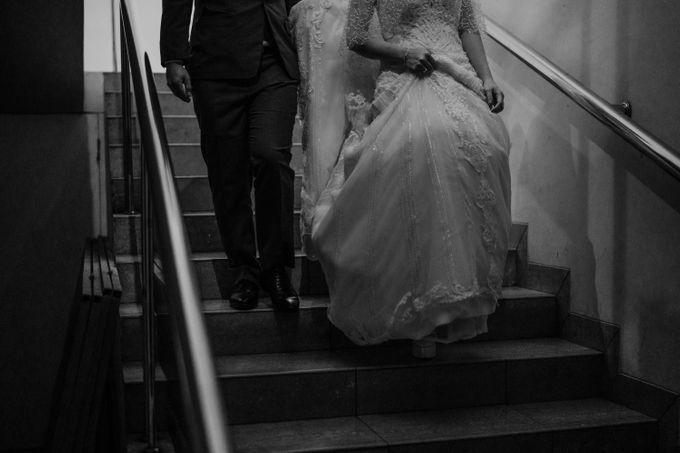 Nova & Daniel Wedding by AKSA Creative - 001