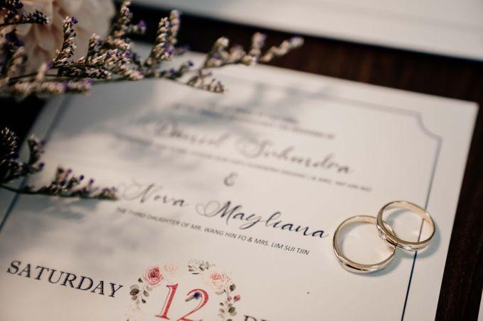 Nova & Daniel Wedding by AKSA Creative - 031