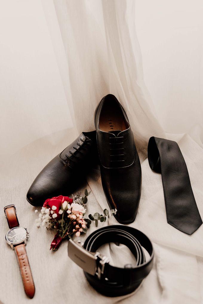 Nova & Daniel Wedding by AKSA Creative - 032