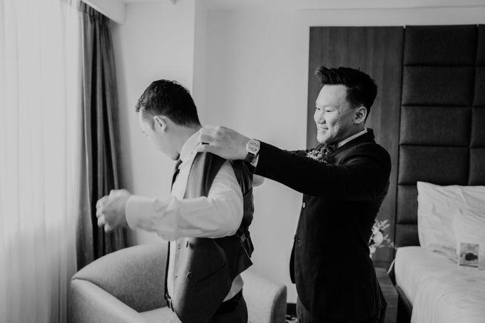 Nova & Daniel Wedding by AKSA Creative - 028