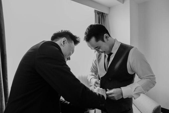 Nova & Daniel Wedding by AKSA Creative - 025