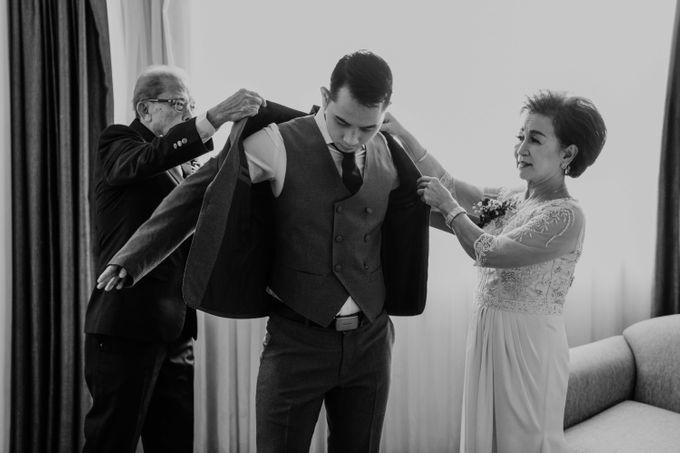 Nova & Daniel Wedding by AKSA Creative - 026