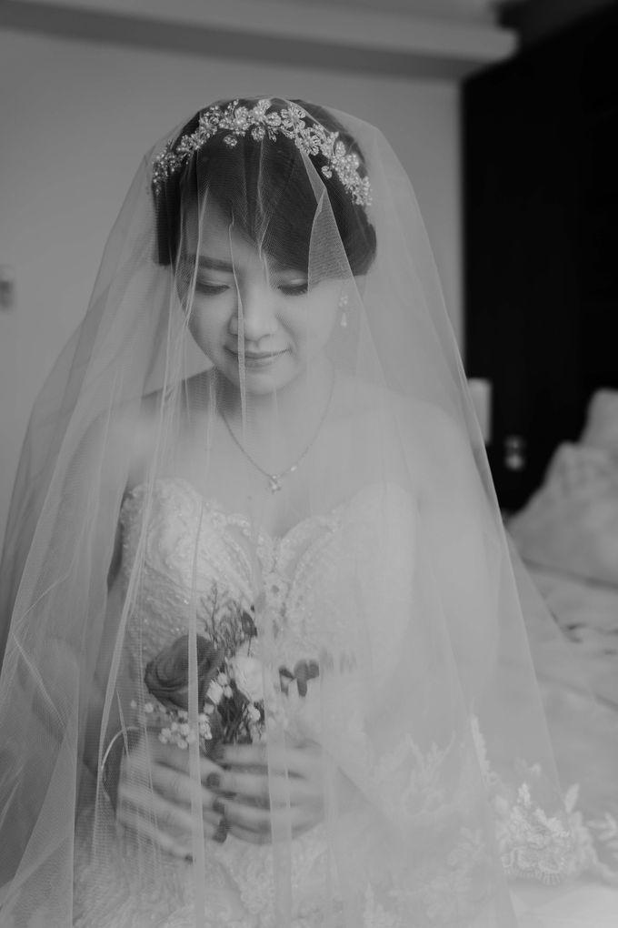Nova & Daniel Wedding by AKSA Creative - 021