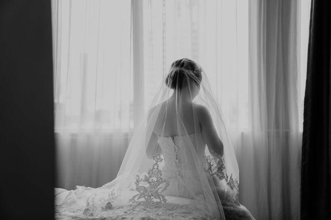 Nova & Daniel Wedding by AKSA Creative - 023