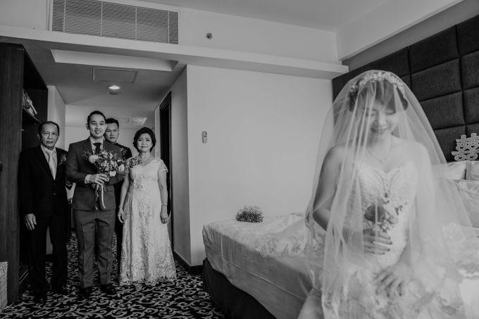 Nova & Daniel Wedding by AKSA Creative - 024