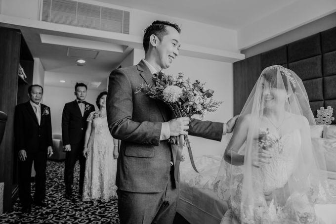 Nova & Daniel Wedding by AKSA Creative - 019