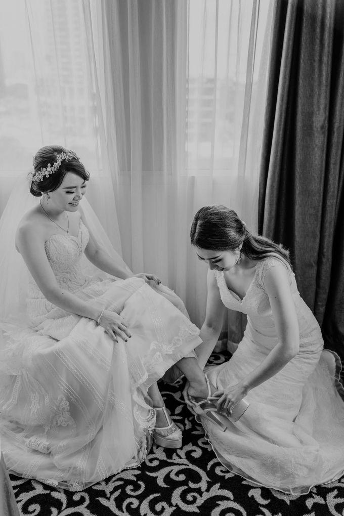 Nova & Daniel Wedding by AKSA Creative - 020