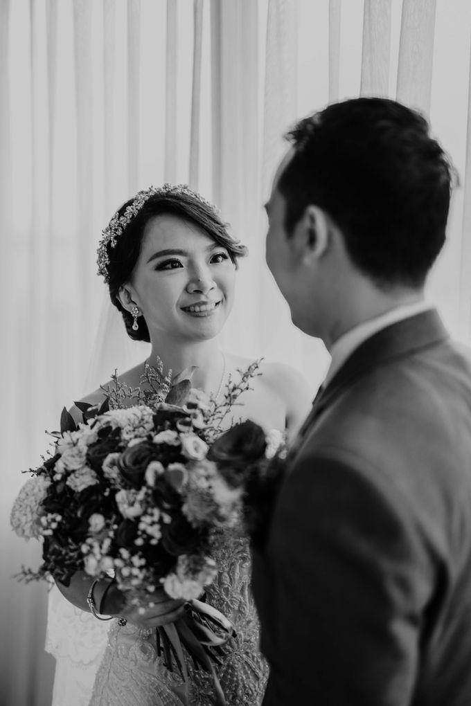Nova & Daniel Wedding by AKSA Creative - 016