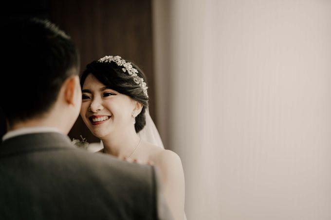 Nova & Daniel Wedding by AKSA Creative - 017