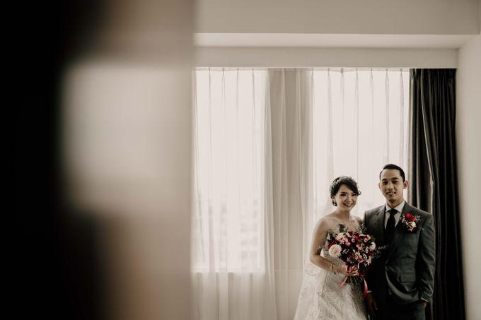 Nova & Daniel Wedding by AKSA Creative - 018