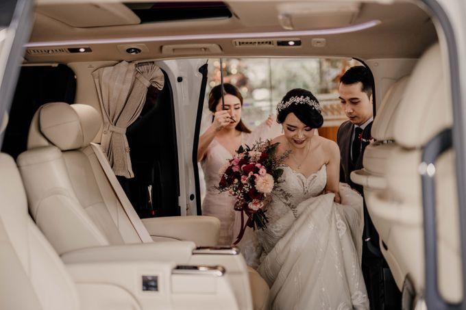 Nova & Daniel Wedding by AKSA Creative - 013