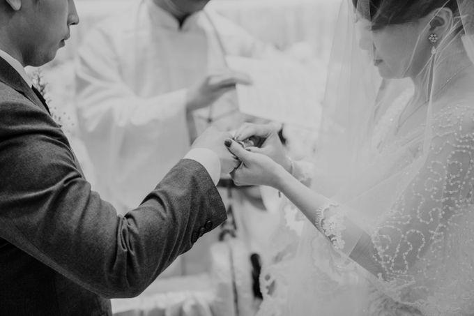 Nova & Daniel Wedding by AKSA Creative - 014