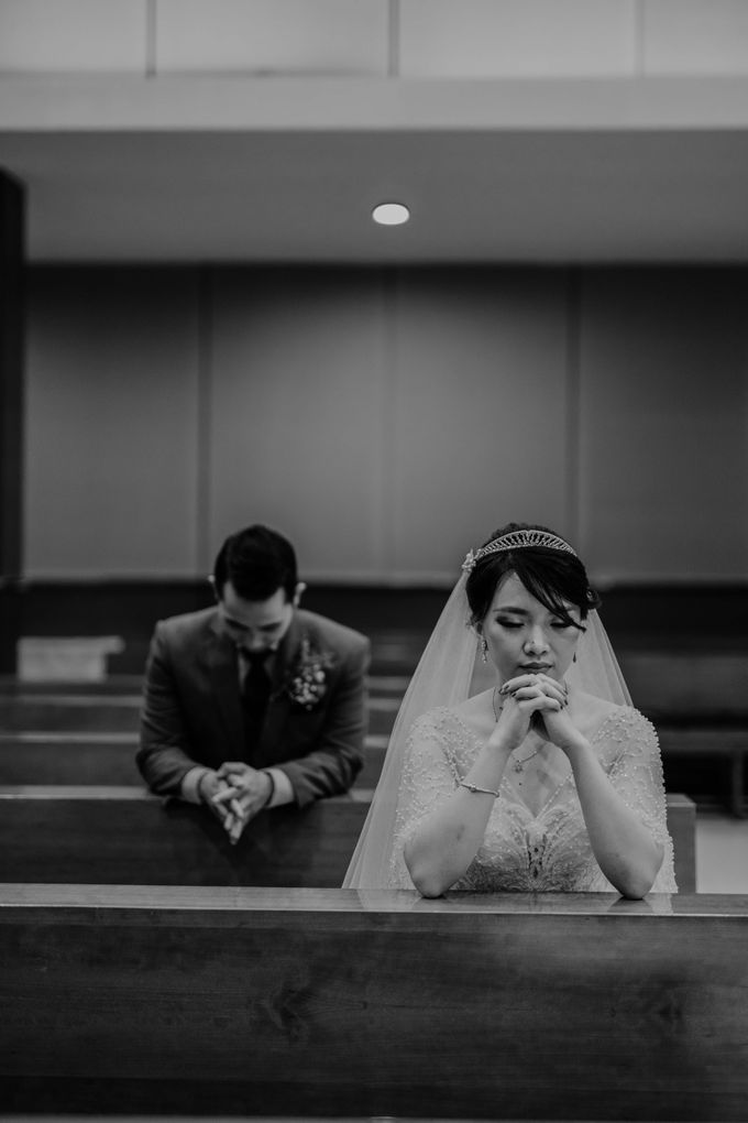 Nova & Daniel Wedding by AKSA Creative - 015