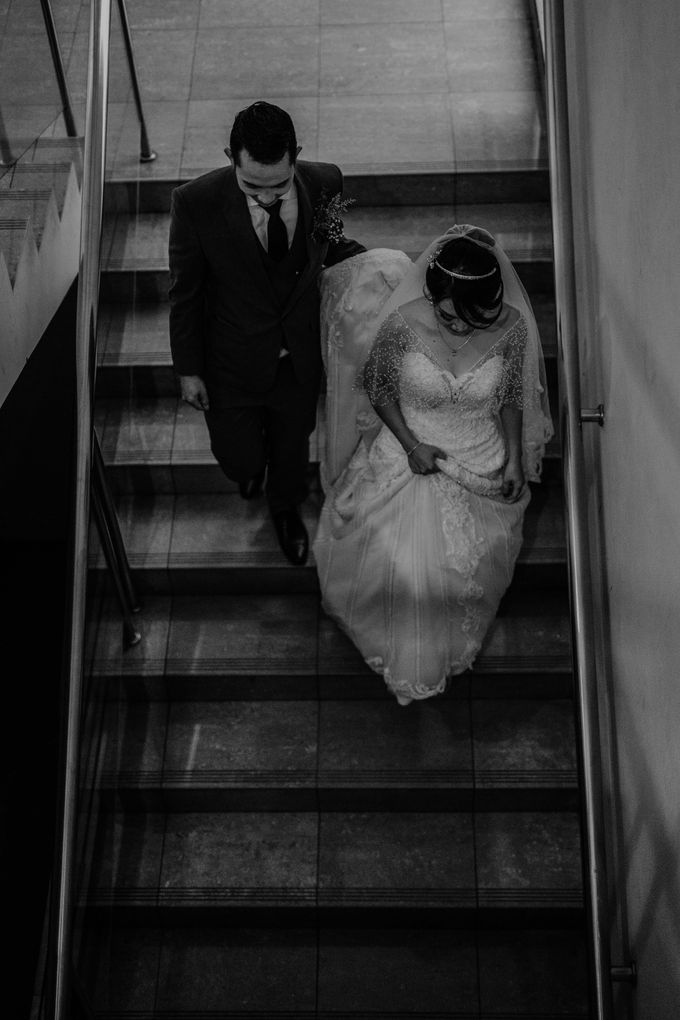 Nova & Daniel Wedding by AKSA Creative - 012