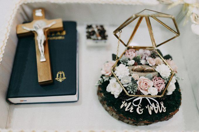 Suyanto & Novita Holy Matrimony by Irish Wedding - 002