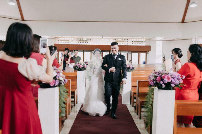 Suyanto & Novita Holy Matrimony by Irish Wedding - 003