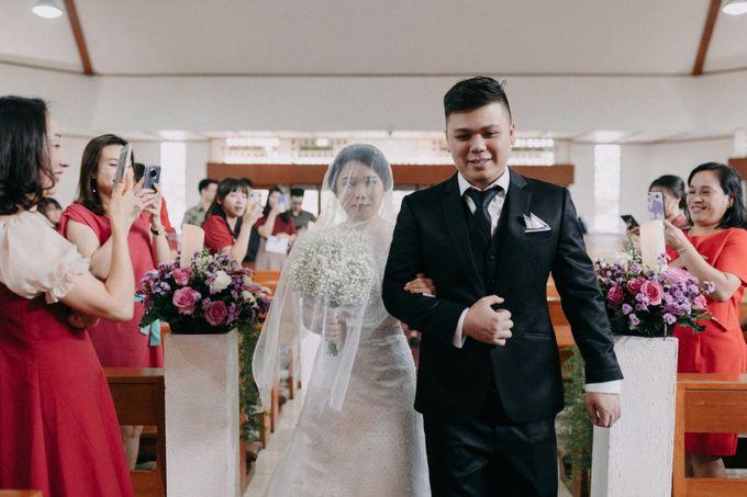 Suyanto & Novita Holy Matrimony by Irish Wedding - 006