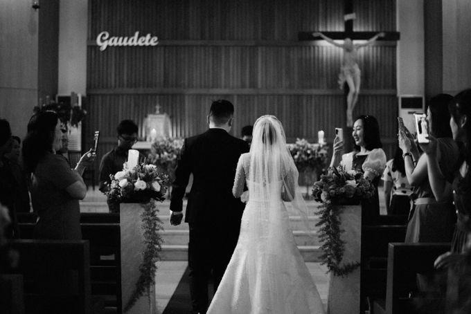 Suyanto & Novita Holy Matrimony by Irish Wedding - 007