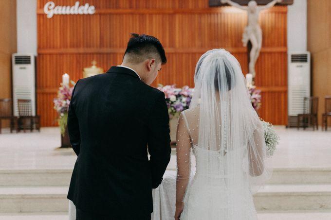Suyanto & Novita Holy Matrimony by Irish Wedding - 005