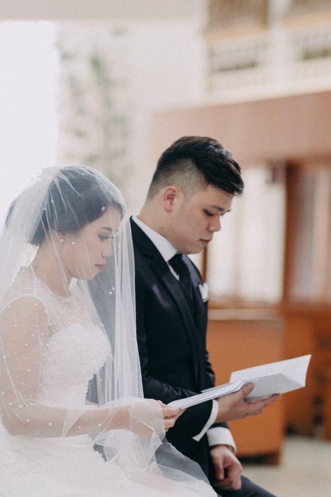 Suyanto & Novita Holy Matrimony by Irish Wedding - 004