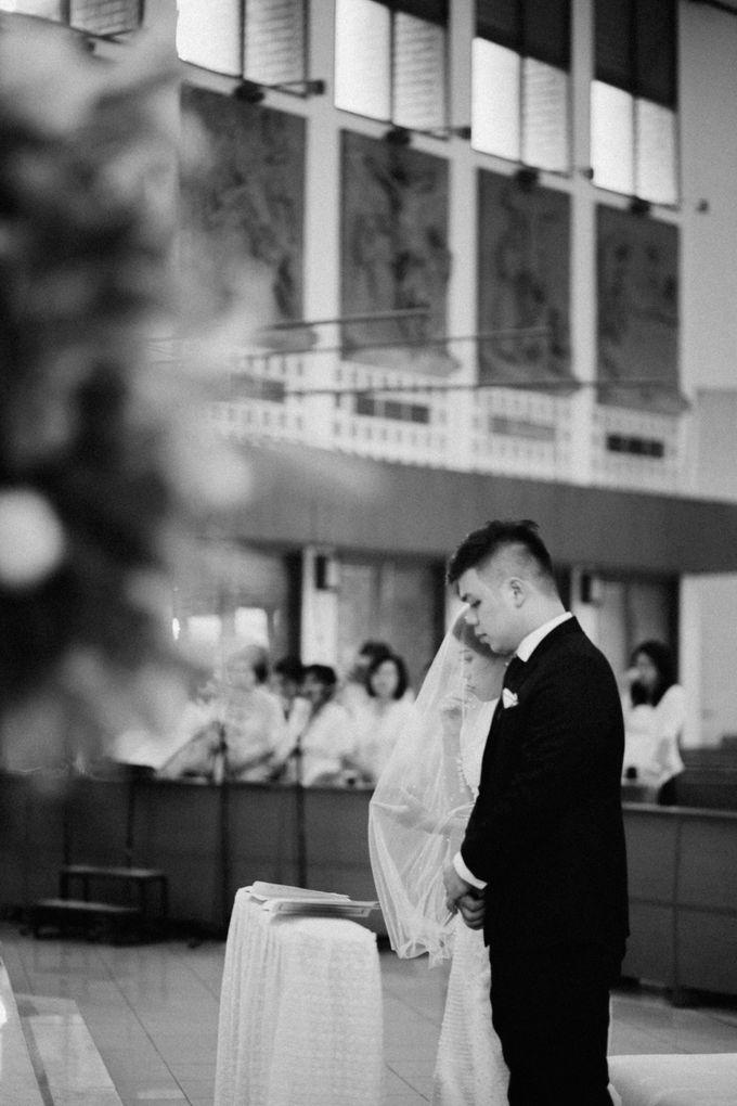 Suyanto & Novita Holy Matrimony by Irish Wedding - 001