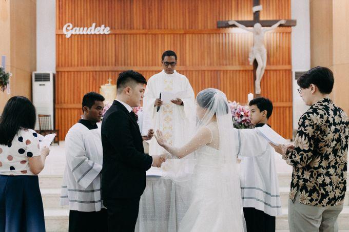 Suyanto & Novita Holy Matrimony by Irish Wedding - 009