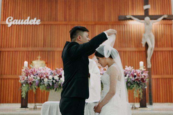 Suyanto & Novita Holy Matrimony by Irish Wedding - 010