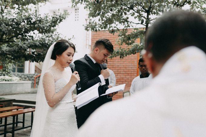 Suyanto & Novita Holy Matrimony by Irish Wedding - 011
